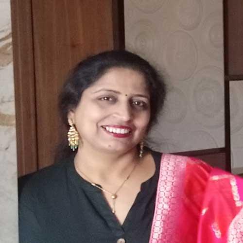 """Harsha Shyam - Founder a.k.a """"Sarayu"""""""